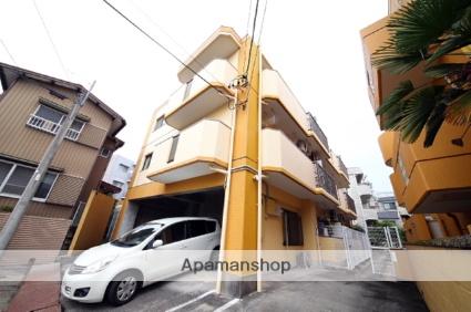 愛知県名古屋市天白区、塩釜口駅徒歩8分の築26年 3階建の賃貸マンション