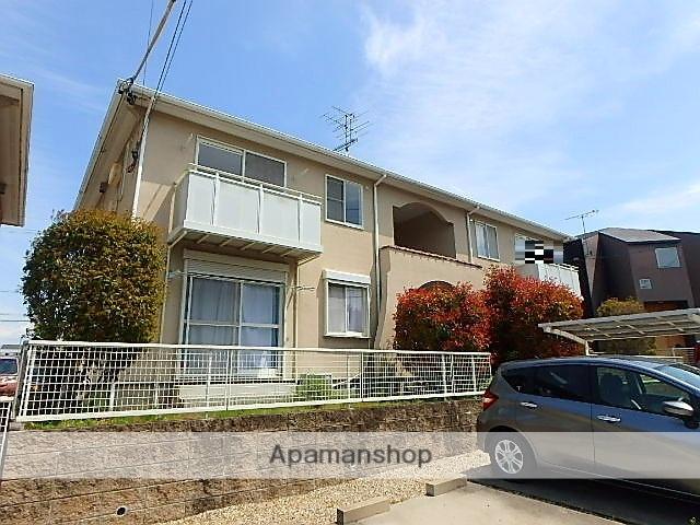 愛知県名古屋市天白区、平針駅徒歩14分の築14年 2階建の賃貸アパート