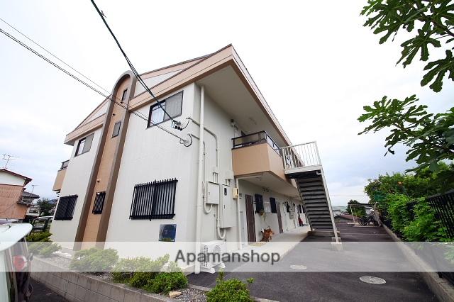 愛知県名古屋市天白区の築23年 2階建の賃貸アパート