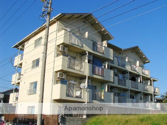 愛知県名古屋市天白区、塩釜口駅徒歩18分の築28年 4階建の賃貸マンション