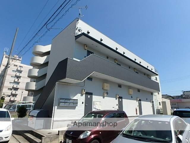 愛知県名古屋市天白区、原駅徒歩8分の築1年 2階建の賃貸アパート