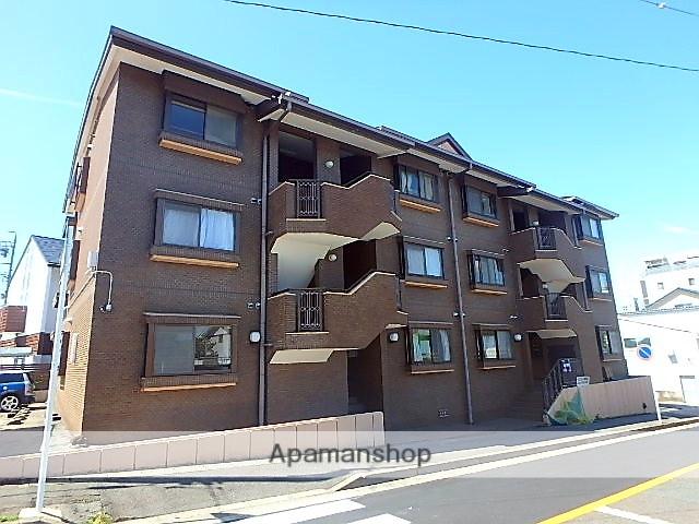 愛知県名古屋市天白区、塩釜口駅徒歩9分の築28年 3階建の賃貸マンション