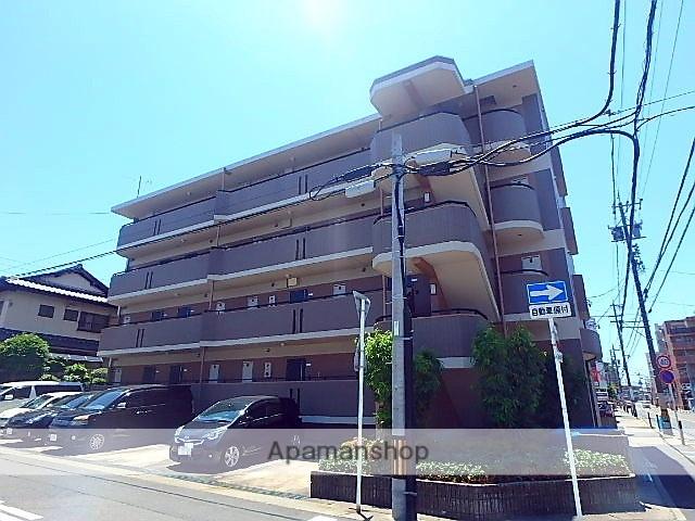 愛知県名古屋市天白区、塩釜口駅徒歩2分の築18年 4階建の賃貸マンション