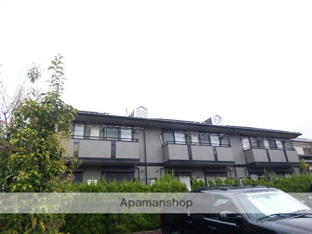 愛知県名古屋市天白区、原駅市バスバス12分中平4丁目下車後徒歩3分の築17年 2階建の賃貸アパート