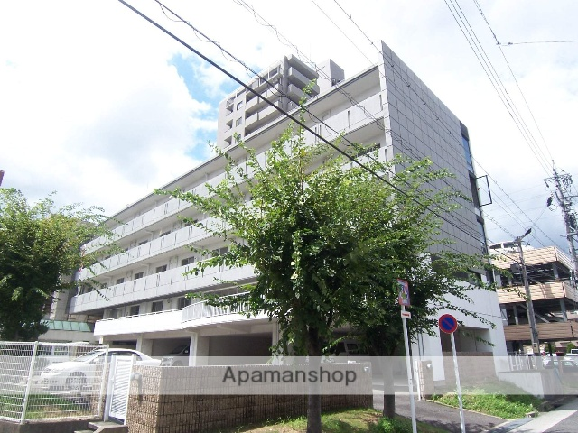 愛知県名古屋市天白区、植田駅徒歩14分の築19年 5階建の賃貸マンション