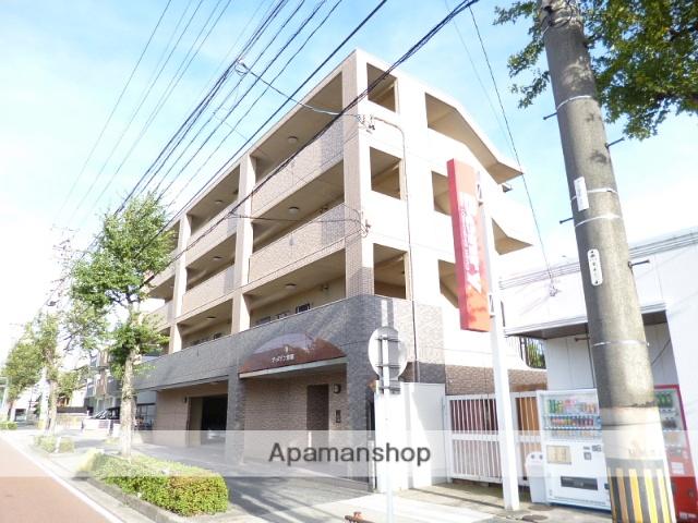 愛知県名古屋市天白区の築15年 4階建の賃貸マンション