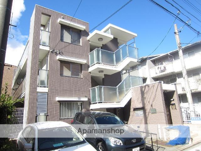 愛知県名古屋市天白区、塩釜口駅徒歩5分の築9年 3階建の賃貸マンション