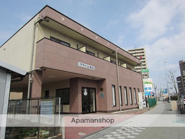 愛知県名古屋市天白区、塩釜口駅徒歩13分の築11年 2階建の賃貸アパート