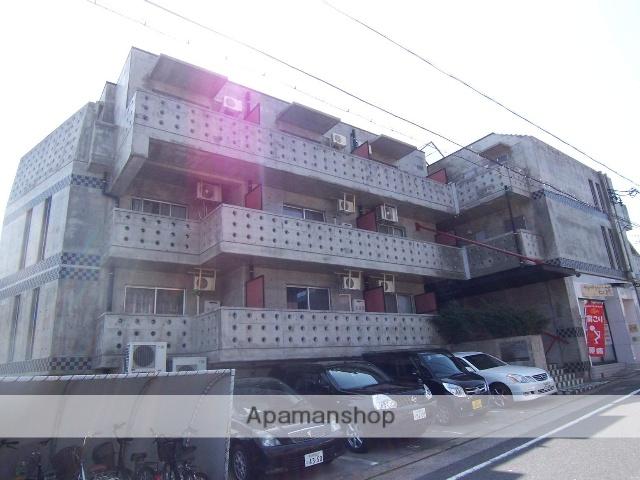 愛知県名古屋市昭和区、川名駅徒歩9分の築22年 3階建の賃貸マンション