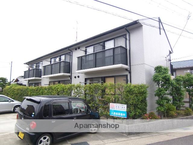 愛知県名古屋市天白区の築20年 2階建の賃貸アパート