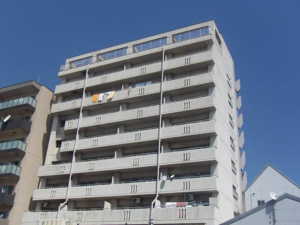 愛知県名古屋市天白区、平針駅徒歩2分の築29年 10階建の賃貸マンション
