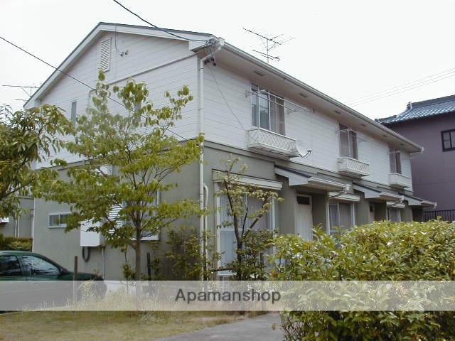 愛知県名古屋市天白区、平針駅徒歩6分の築25年 2階建の賃貸タウンハウス