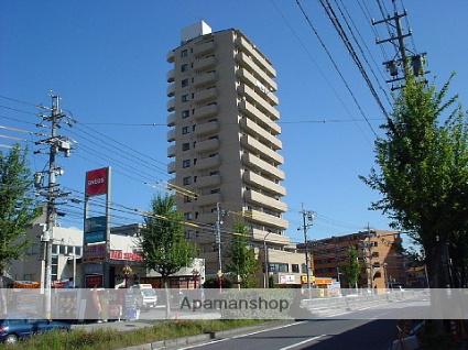 愛知県名古屋市天白区、平針駅徒歩3分の築29年 15階建の賃貸マンション