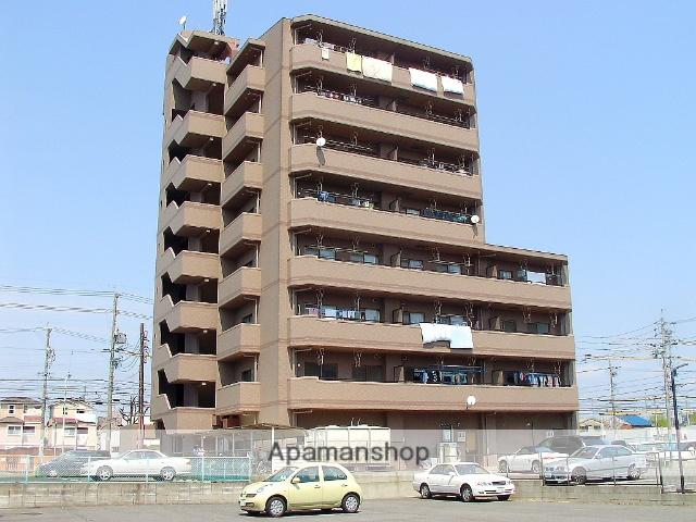 愛知県名古屋市天白区の築17年 8階建の賃貸マンション