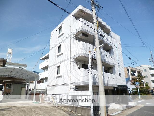 愛知県名古屋市天白区、塩釜口駅徒歩8分の築26年 4階建の賃貸マンション