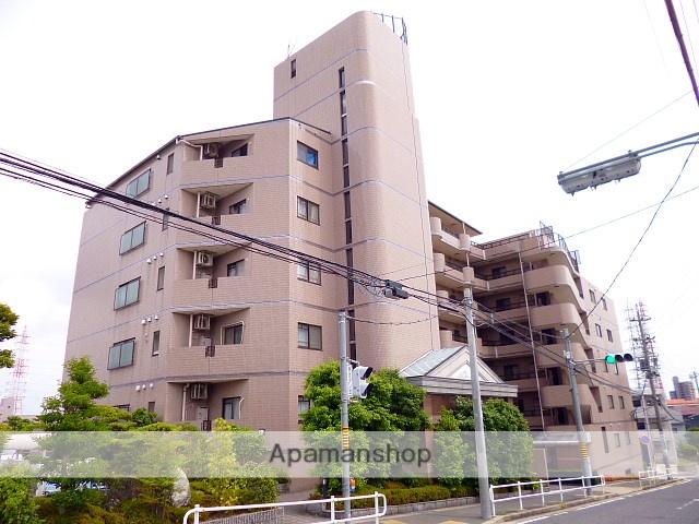 愛知県名古屋市天白区、植田駅徒歩13分の築20年 7階建の賃貸マンション