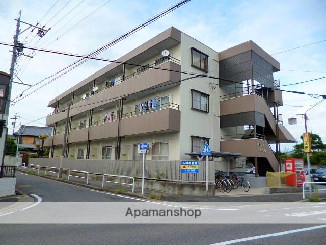 愛知県名古屋市天白区、塩釜口駅徒歩16分の築30年 3階建の賃貸マンション