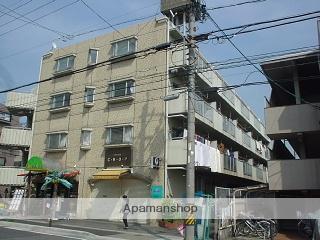 愛知県名古屋市天白区、塩釜口駅徒歩5分の築33年 4階建の賃貸マンション