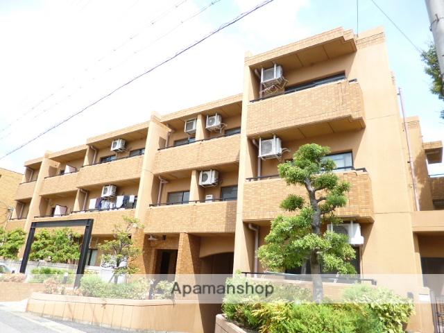 愛知県名古屋市天白区、八事駅徒歩11分の築23年 3階建の賃貸マンション