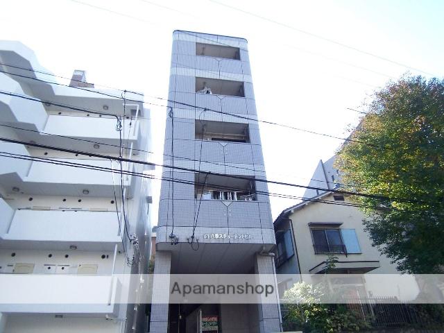 愛知県名古屋市天白区、八事駅徒歩3分の築17年 5階建の賃貸マンション