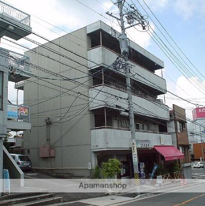 愛知県名古屋市天白区、八事駅徒歩2分の築35年 4階建の賃貸マンション