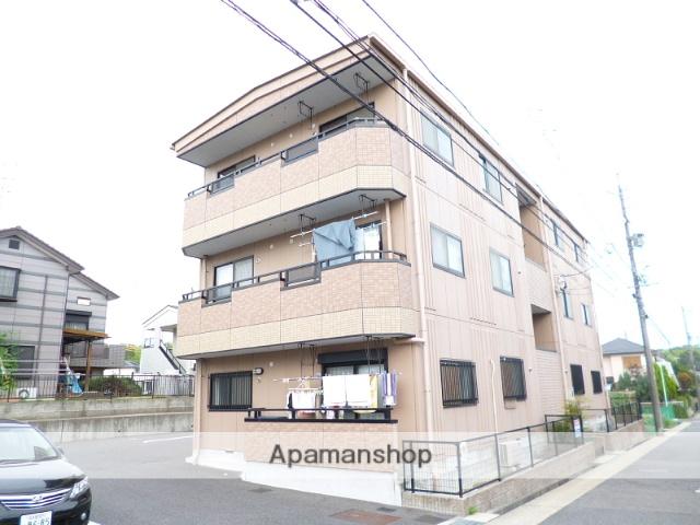 愛知県名古屋市天白区の築10年 3階建の賃貸マンション