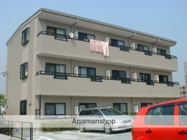 愛知県名古屋市天白区の築16年 3階建の賃貸マンション