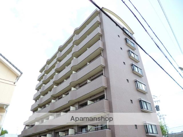 愛知県名古屋市天白区、平針駅徒歩9分の築9年 8階建の賃貸マンション