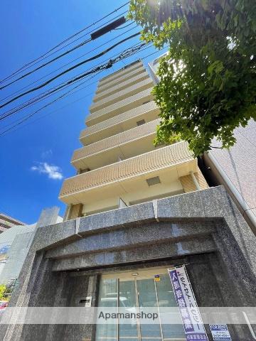 愛知県名古屋市熱田区、熱田駅徒歩2分の築9年 12階建の賃貸マンション