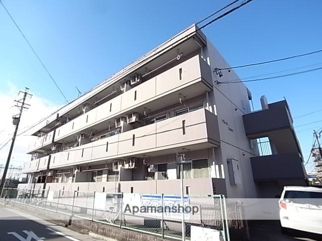 愛知県名古屋市港区、六番町駅徒歩18分の築21年 3階建の賃貸マンション