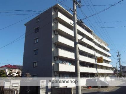 愛知県名古屋市中川区、金山駅徒歩23分の築17年 6階建の賃貸マンション