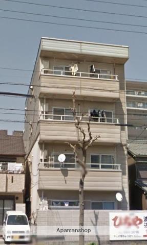 愛知県名古屋市熱田区、六番町駅徒歩19分の築29年 4階建の賃貸マンション
