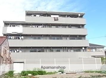 愛知県名古屋市中川区、黄金駅徒歩22分の築18年 5階建の賃貸マンション