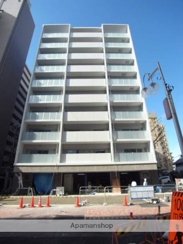 愛知県名古屋市中川区、金山駅徒歩15分の築1年 10階建の賃貸マンション