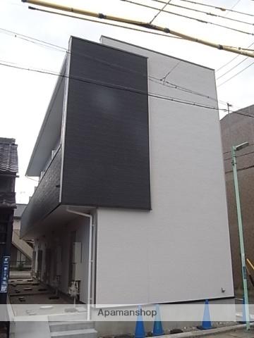 愛知県名古屋市熱田区、神宮西駅徒歩15分の新築 2階建の賃貸アパート