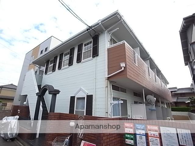 愛知県名古屋市中川区、八田駅徒歩21分の築29年 2階建の賃貸アパート