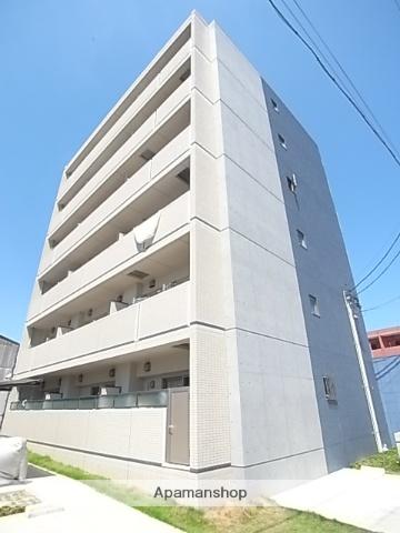 愛知県名古屋市港区、名古屋競馬場前駅徒歩23分の築6年 6階建の賃貸マンション
