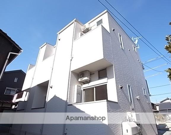 愛知県名古屋市港区、六番町駅徒歩19分の築3年 2階建の賃貸アパート