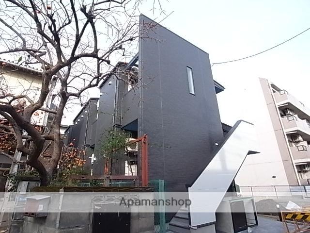 愛知県名古屋市熱田区、六番町駅徒歩3分の築5年 2階建の賃貸アパート