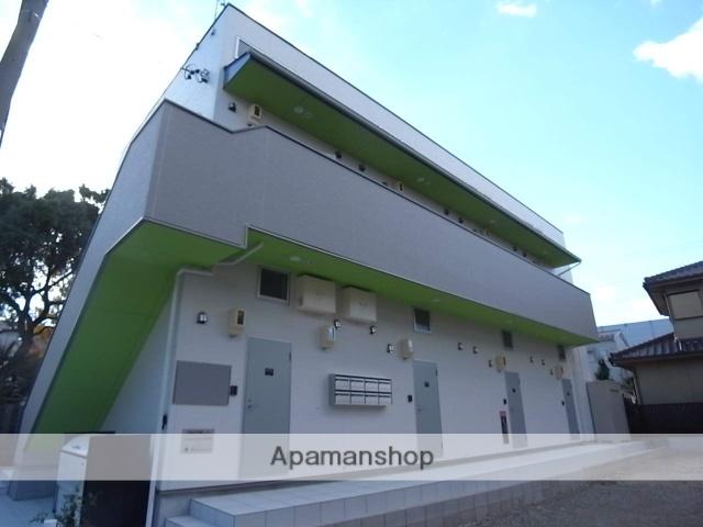 愛知県名古屋市熱田区、日比野駅徒歩10分の築3年 2階建の賃貸アパート