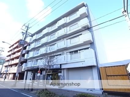 愛知県名古屋市中川区、尾頭橋駅徒歩12分の築30年 5階建の賃貸マンション