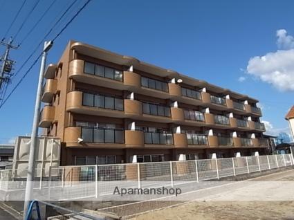 愛知県名古屋市南区、笠寺駅徒歩14分の築24年 4階建の賃貸マンション