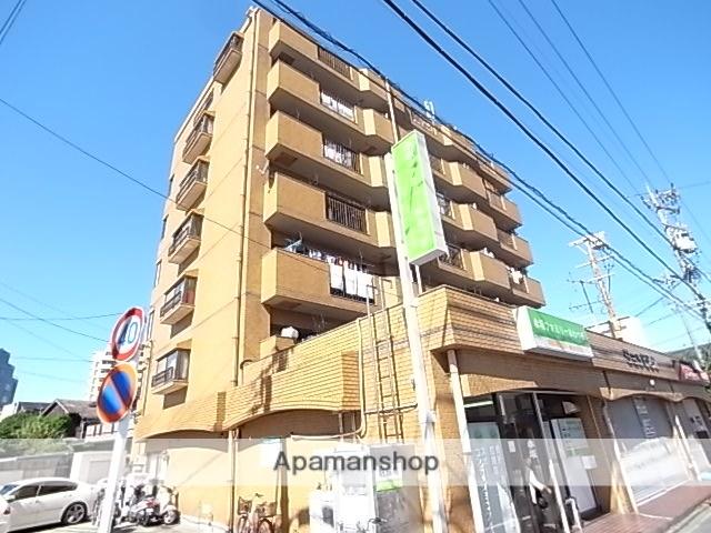 愛知県名古屋市熱田区、西高蔵駅徒歩19分の築31年 7階建の賃貸マンション