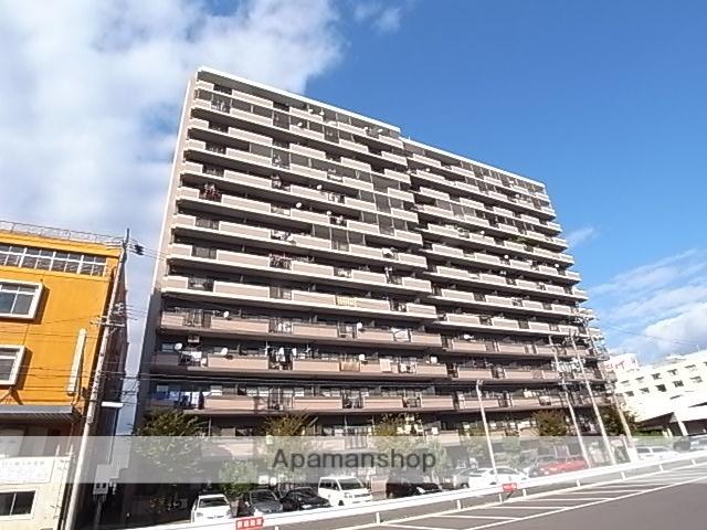 愛知県名古屋市熱田区、西高蔵駅徒歩14分の築25年 14階建の賃貸マンション