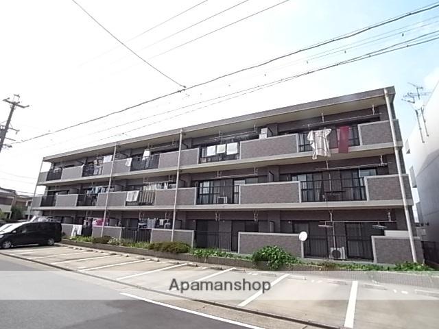 愛知県名古屋市港区、名古屋競馬場前駅徒歩25分の築17年 3階建の賃貸マンション