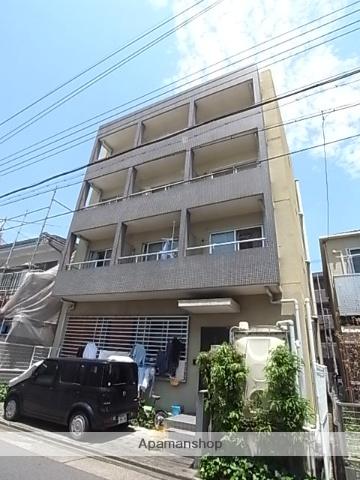 愛知県名古屋市熱田区、金山駅徒歩15分の築18年 4階建の賃貸マンション
