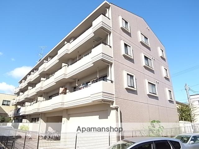 愛知県名古屋市中川区、小本駅徒歩14分の築21年 4階建の賃貸マンション
