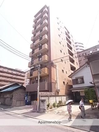 愛知県名古屋市中区、金山駅徒歩12分の築12年 10階建の賃貸マンション