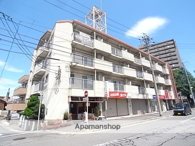 愛知県名古屋市熱田区、熱田駅徒歩13分の築37年 4階建の賃貸マンション
