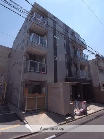 愛知県名古屋市中区、金山駅徒歩12分の築8年 4階建の賃貸マンション
